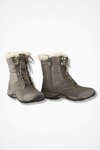 """Erl"" Boot by Easy Spirit®, Taupe, large"