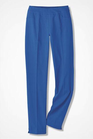 ShapeMe® Ankle Pants, Electric Blue, large