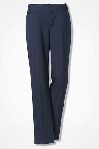 The Studio Pant, Navy, large