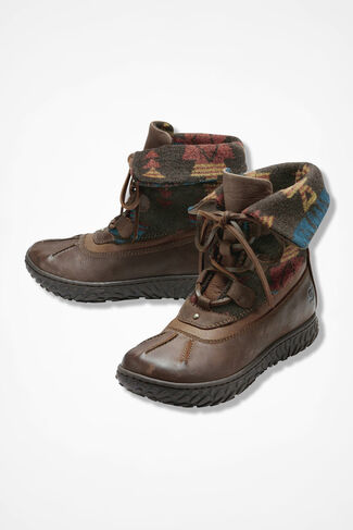 """""""Archer"""" Boots by Born®, Brown, large"""