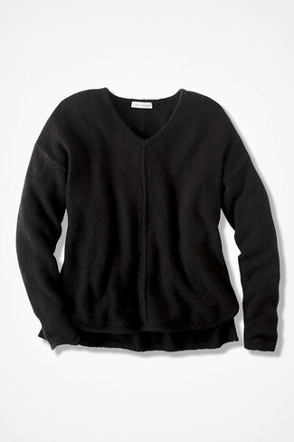 Touchstone Sweater, Black, large