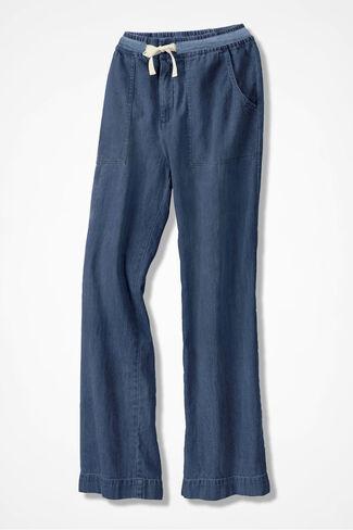 Beach Day Jeans, Medium Wash, large