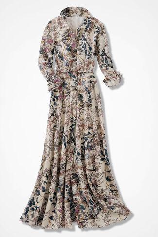 Garden Walk Maxi Dress, Floral, large