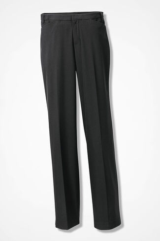 The Curvy Studio Pant, Black, large