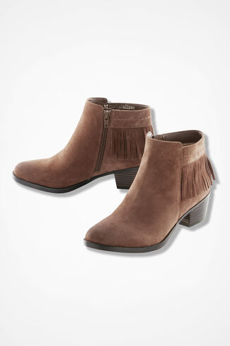 """""""Zeline"""" Boots by Naturalizer®, Brown, large"""