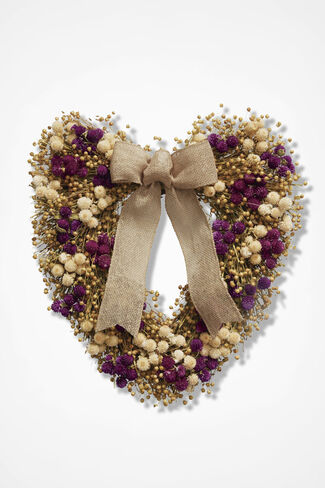 Love Always Floral Wreath, Multi, large