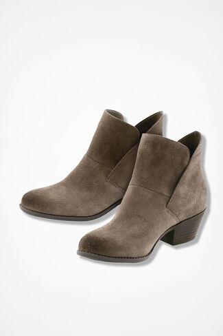 """""""Zale"""" Boots by Adam Tucker, Nutmeg, large"""