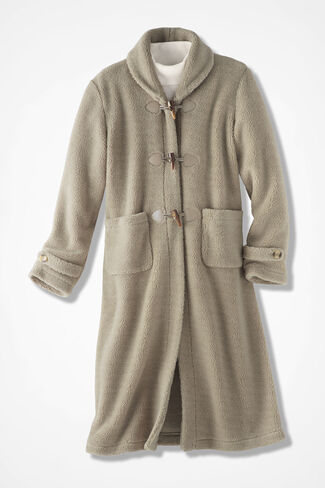 West Wind Berber Coat, Oatmeal, large