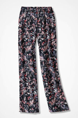 Evening Garden Pants, Papaya, large