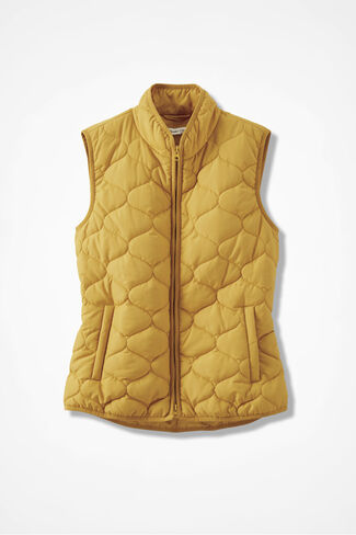 Vest for All Seasons, Honey, large