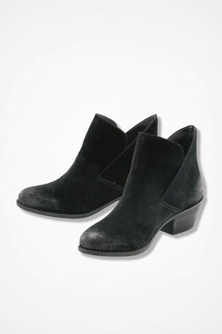 """Zale"" Boots by Adam Tucker, Black, large"