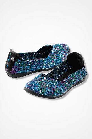 """Catwalk"" Slip-Ons by Bernie Mev®, Sapphire, large"