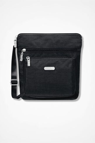 """Pocket Crossbody"" Bag by Baggallini®, Black, large"