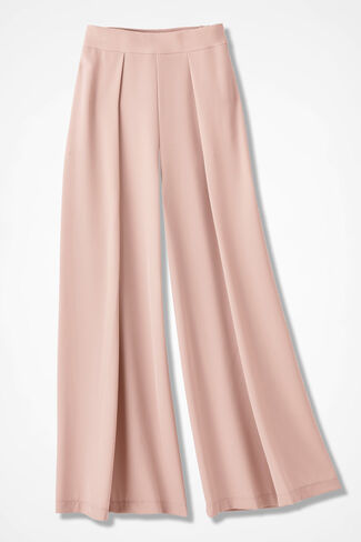 Enchanted Palazzo Pants, Blush, large