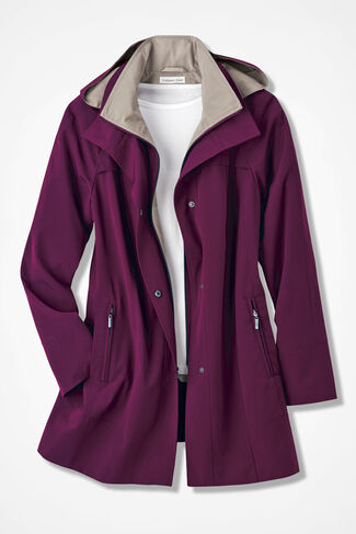 All-Season Jacket, Mulberry, large
