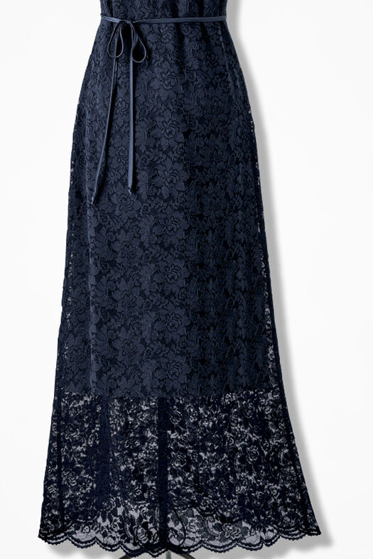 Long On Lace Dress Coldwater Creek