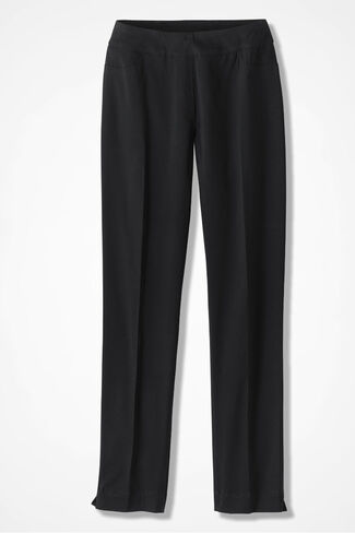 ShapeMe® Ankle Pants, Black, large