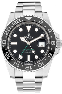 Stainless Steel GMT Master II Automatic