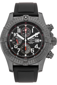 DLC Stainless Steel Super Avenger Automatic Limited Edition