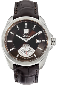 Grand Carerra Calibre 6 Stainless Steel Automatic