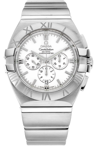Stainless Steel Constellation Double Eagle Chronograph Automatic