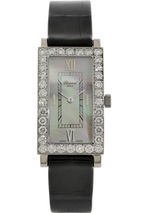 18K White Gold Classique Femme Quartz