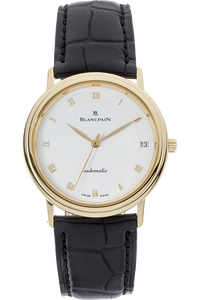 18K Yellow Gold Villeret Ultra Slim Automatic