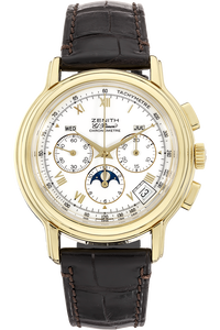El Primero Chronomaster Moon Phase Yellow Gold Automatic