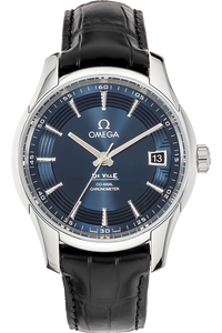 Stainless Steel De Ville Hour Vision Co-Axial Automatic