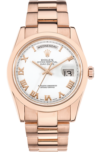 Day-Date Rose Gold Automatic