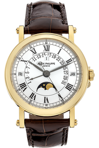 Retrograde Perpetual Calendar Reference 5059 Yellow Gold