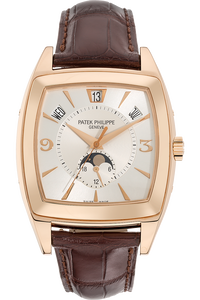 Gondolo Annual Calendar Reference 5135 Rose Gold Automatic
