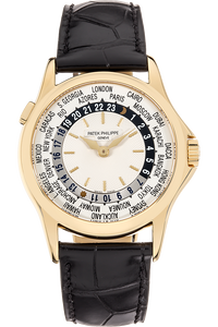 World Time Reference 5110 Yellow Gold Automatic