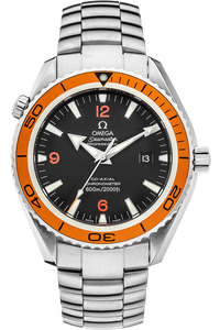 Stainless Steel Planet Ocean Co-Axial Automatic