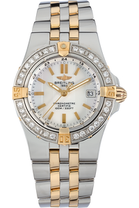 Starliner Yellow Gold and Stainless Steel Quartz