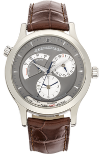 18K White Gold Master Geographic Automatic