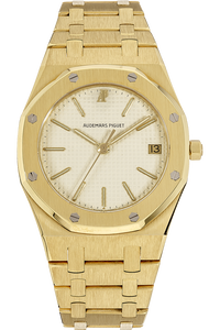 18K Yellow Gold Royal Oak Automatic