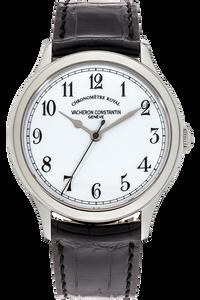 Platinum Historiques Chronometer Royal 1907 Automatic