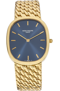 18K Yellow Gold Golden Ellipse Automatic Reference 3738