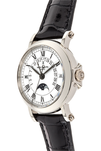 Retrograde Perpetual Calendar Reference 5059 White Gold Automatic