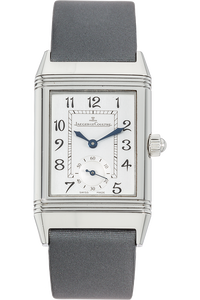 Stainless Steel Reverso Duetto Classique Manual