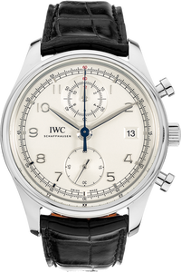 Stainless Steel Portuguese Chronograph Classic Automatic