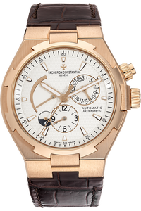 18K Rose Gold Overseas Dual Time Automatic