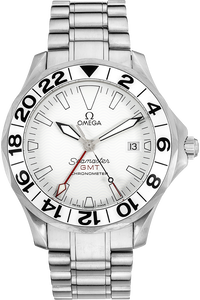 Stainless Steel Seamaster GMT Automatic