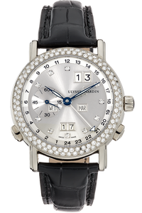 GMT Perpetual White Gold Automatic
