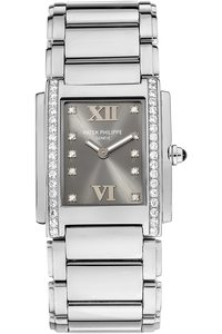 Stainless Steel Twenty-4 Quartz Reference 4910