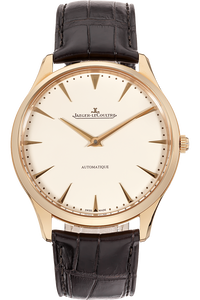 18K Rose Gold Master Ultra Thin Automatic
