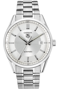Stainless Steel Carrera Automatic