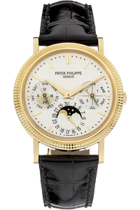 18K Yellow Gold Perpetual Calendar Automatic Reference 5039