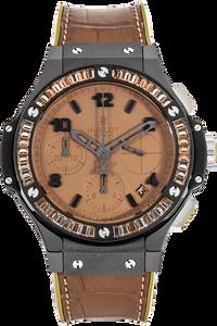 Ceramic and Titanium Big Bang 41mm Chronograph Automatic